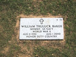 William Truluck Baker