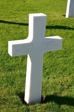 Capt Joseph C Roberts