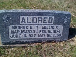 Millie Frances <i>Mills</i> Aldred