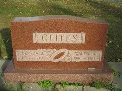 Bertha M. <i>Anstine</i> Clites