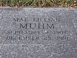 Mae Lillian <i>Beeson</i> Muhm