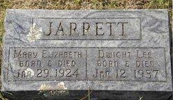 Mary Elizabeth Jarrett
