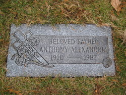Anthony Tony Alexandria