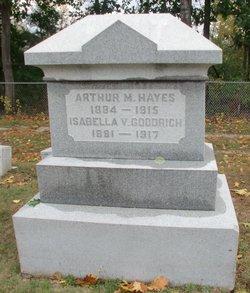 Arthur M Hayes