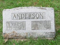 William Matthew Anderson