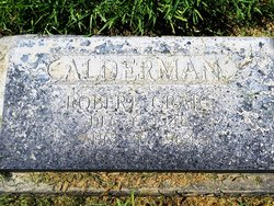 Robert Craig Alderman