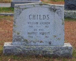 Harriet Williams <i>Merritt</i> Childs
