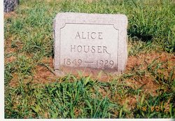 Mary Alice <i>Macy</i> Houser