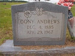 Dony Andrews