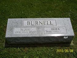 Dora <i>Preston</i> Burnell