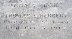 Emma <i>Frazier</i> Herbert