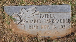 Father Pauahty Tanehaddle