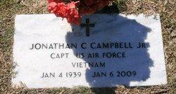 Capt Jonathan C Campbell, Jr
