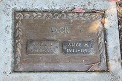Alice Mary <i>Lagomarsino</i> Dick