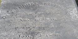 Capt Thomas Sharpe Herbert