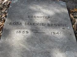 Rosa Mackie Browne