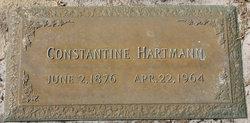 Constantine Hartmann