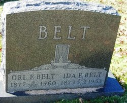 Orl Frank Belt