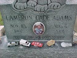 Cameron Cade Adams