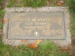 Harold Milton Tobe Anderson