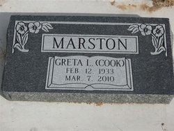 Greta L. <i>Cook</i> Marston