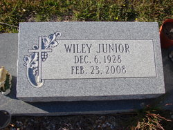 Wiley J Carter, Jr