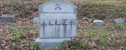 Emma J. <i>Holton</i> Allen