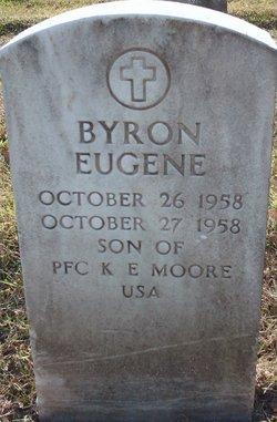 Byron Eugene Moore
