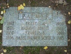 Francis A. Frank Palmer