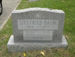 Siegfried Baum