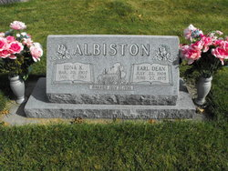 Earl Dean Albiston