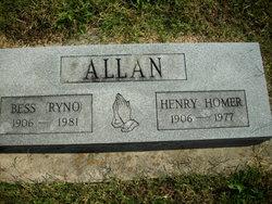 Henry Homer Allan