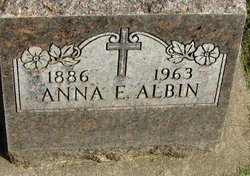 Anna Elizabeth <i>Thees</i> Albin