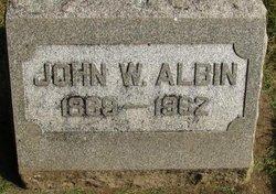 John William Albin