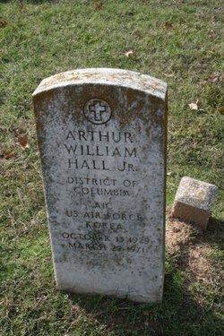 Arthur William Hall