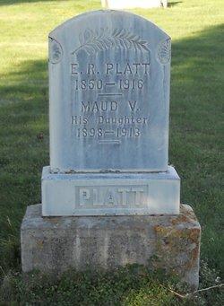 Maude V. Platt