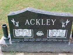 Hazel Ackley