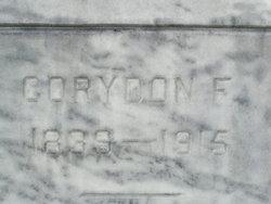 Pvt Corydon F. Atwood