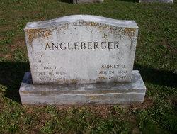 Ida Elizabeth <i>Hains</i> Angleberger