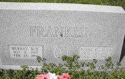 Murray BUD Franklin