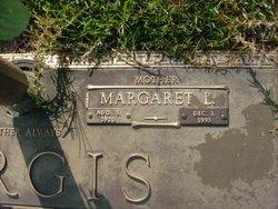 Margaret Loretta <i>Setliff</i> Fargis