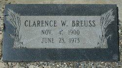 Clarence Walter Breuss