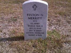 Finton Nathaniel Merritt