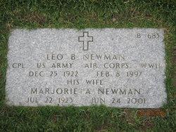 Marjorie Arlene Newman