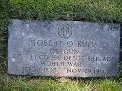 Robert O Kjos