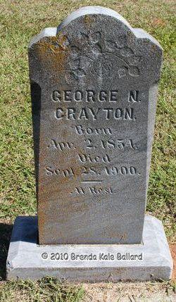 George Nelson Crayton
