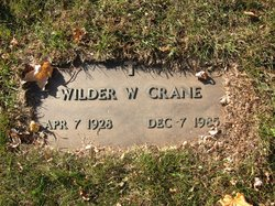 Wilder William Crane