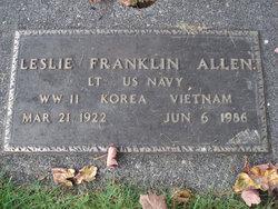 Leslie Franklin Allen
