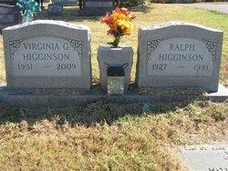 Virginia Gayle <i>Skelton</i> Higginson