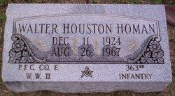 Walter Houston Homan